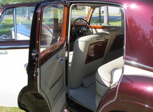 1953 R Type Bentley