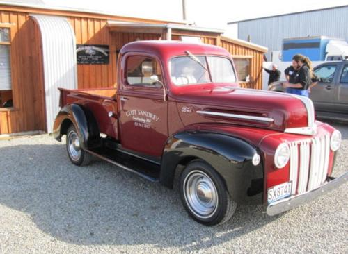 1947 Ford Jailbar