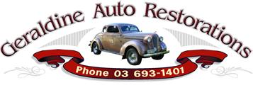 Geraldine Auto Restorations